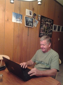 Jim Stone writing